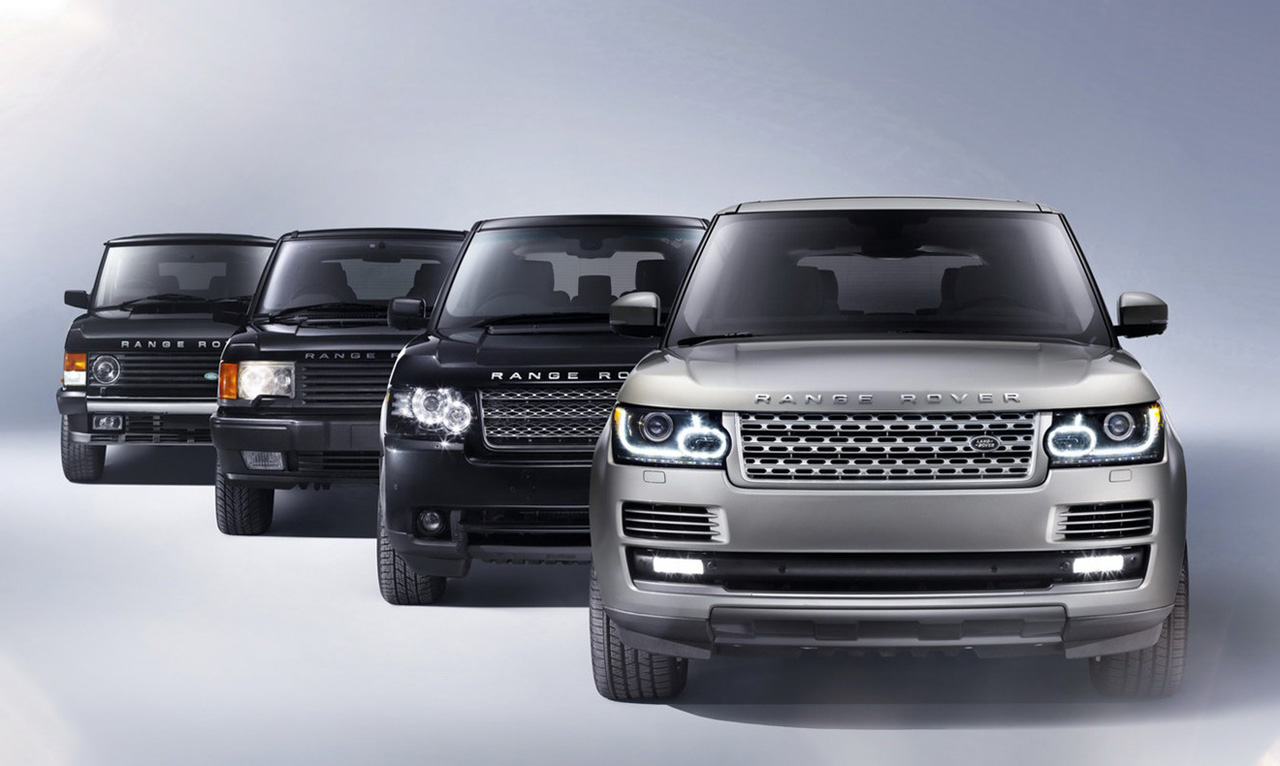 New 2014 Land Rover Range Rover photos | Car Gallery | Premium luxury SUVs | Autocar India